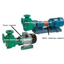 FPZ Series self priming polypropylene centrifugal pump