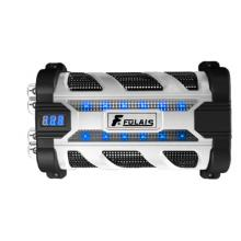 15 Farad Power Capacitor with 12 blue LED Flash indicator lights