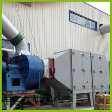Particulate and dust air pollution control equipmemt(ESP)